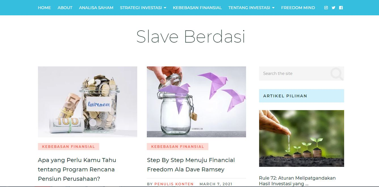 Slave Berdasi