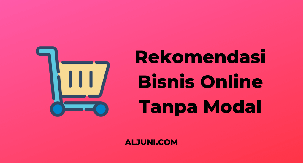 Contoh Bisnis Online Tanpa Modal